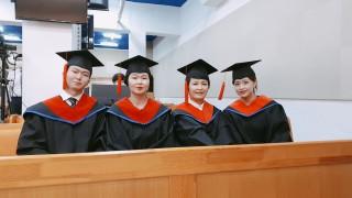 20.08.01 AITI 국제중독복지전문신학연구원 2회 졸업식