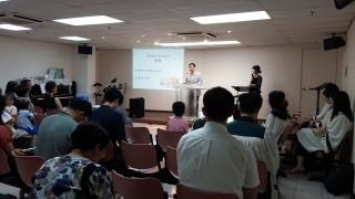 18.01.22~26 싱가폴, 방글라데시 B.R.B.C 신학교 대상 중독 교육