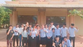 17.03.20~24, 17.08.14~20, 18.02.04~12 캄보디아 본르더 뻣 신학교에서 중독 강의…